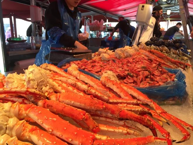 Longest crabs ever