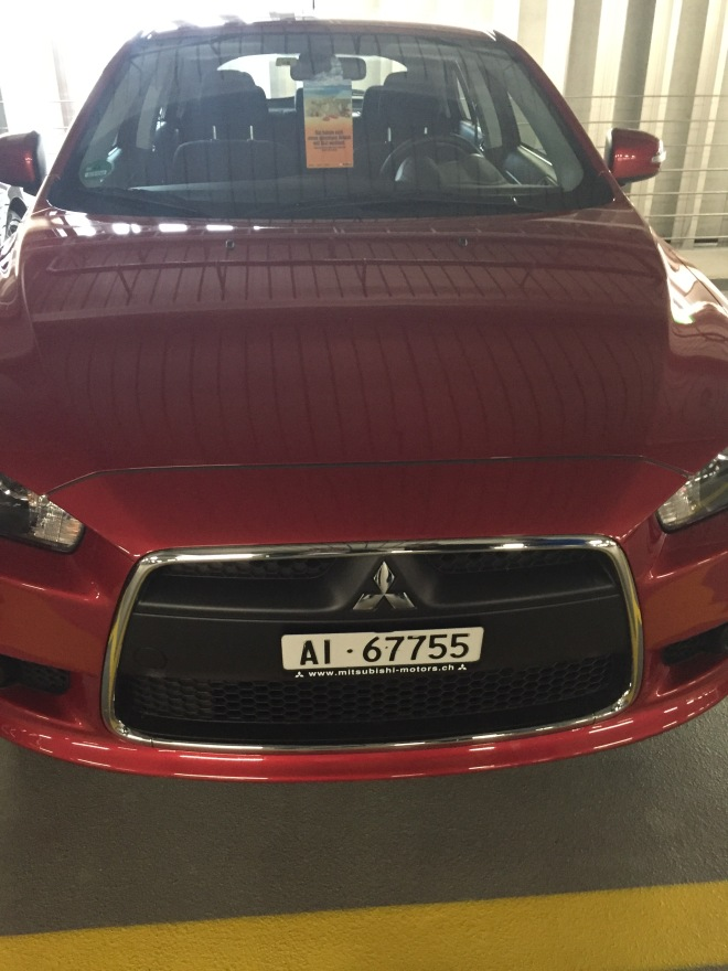 Austria Car