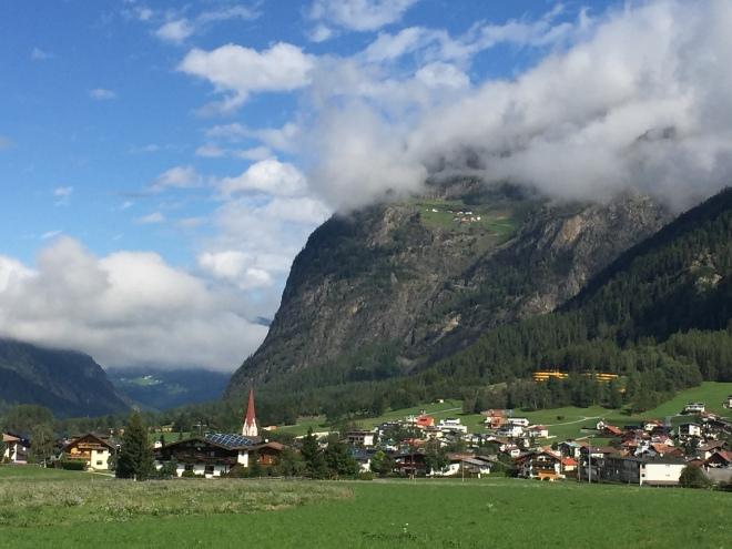 Umhausen Valley