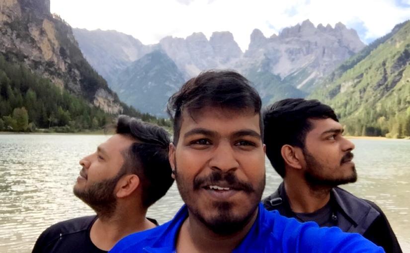 Day 4 Dolomites (Italy) – Berchtesgaden (Germany) – Haiming(Austria)